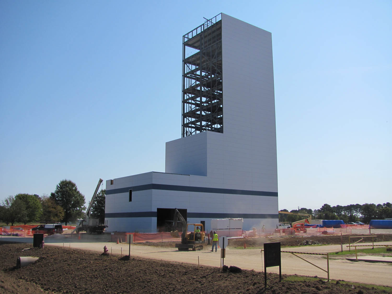 Otis Elevators Pierre Construction